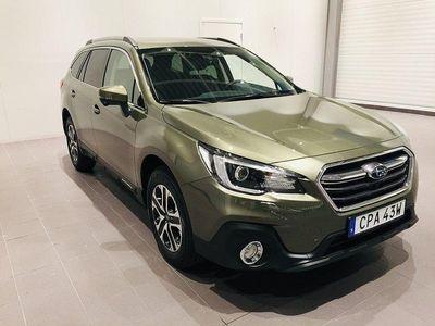 begagnad Subaru Outback 2.5 4WD Lineartronic Euro 6 2019, Kombi 314 900 kr