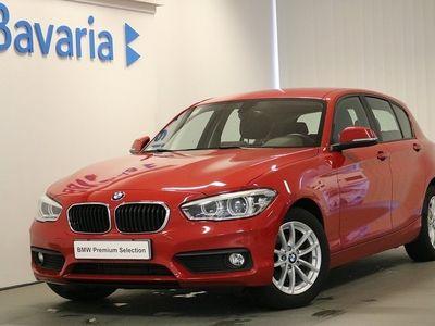 begagnad BMW 118 i 5-dörrar 5-door Advantage PDC