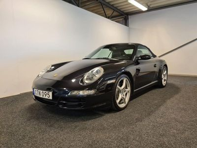 begagnad Porsche 911 Carrera Cabriolet 911 997 325hk Manue
