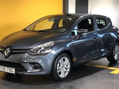 begagnad Renault Clio ZEN 90HK Demo