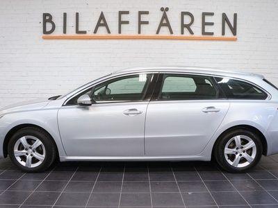 begagnad Peugeot 508 PANORAMA DRAG 1-ÅRS Kombi 2011, Personbil 67 900 kr