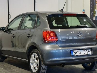 begagnad VW Polo 1,2 TSI 5D 2013, Halvkombi 69 000 kr
