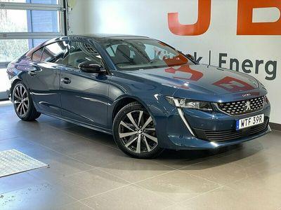begagnad Peugeot 508 GT-Line Premium Business 1.6 PureTech 180hk Aut - Drag. Nightvis