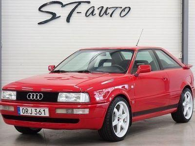 gebraucht Audi Coupé 2.3 Utställningsskick -89