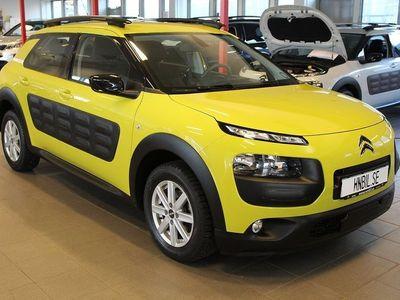 begagnad Citroën C4 Cactus PureTech 82hk Happy Edt. | S&V | Nyservad