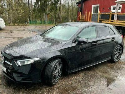 begagnad Mercedes A200
