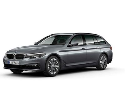 begagnad BMW 520 d xDrive A Touring SportLine