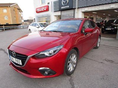 begagnad Mazda 3 2.0 16V i-ELOPP