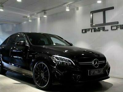begagnad Mercedes C43 AMG C BenzAMG 4WD Sedan Navi Facelift 2020, Personbil Pris 549 900 kr