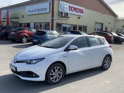 begagnad Toyota Auris Hybrid 1.8 HSD Active /5-års garanti