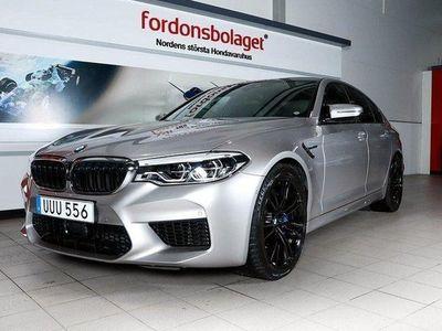 begagnad BMW M5 F90 2019, Sedan 929 000 kr