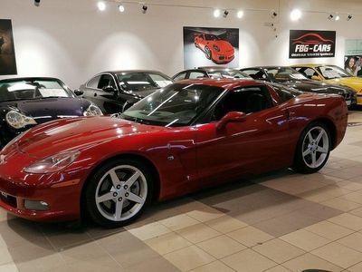 begagnad Chevrolet Corvette C6 Targa