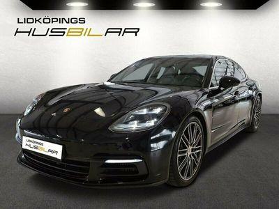 begagnad Porsche Panamera 4S Diesel PDK Sport Chrono Euro 6 422hk