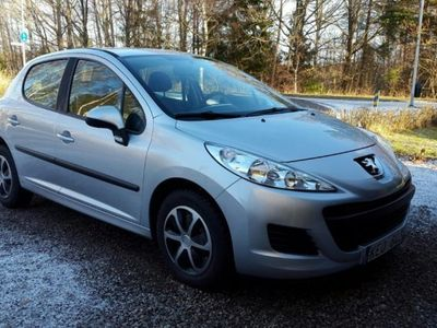 begagnad Peugeot 207 1,4 5D - 10, endast 7311 mil -10