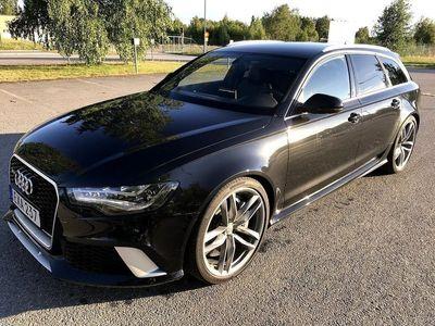 brugt Audi RS6 Dynamic Plus DRC Ceramic Sportavgas