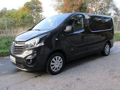 begagnad Opel Vivaro Van 1.6 CDTI BIturbo Euro 6 125hk