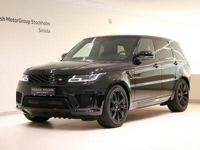 begagnad Land Rover Range Rover Sport P400e Stealth