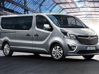 begagnad Opel Vivaro Combi L2H1 1.6 BIT