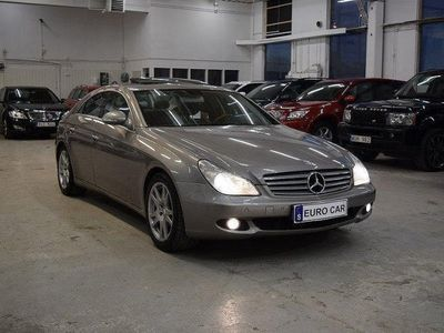 usata Mercedes CLS350 7G-Tronic 272hk -06