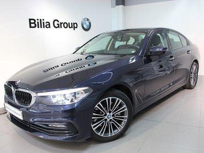 begagnad BMW 530 e iPerformance Sedan 2,95% Ränta Spor