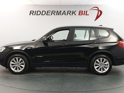 begagnad BMW X3 d xDrive20d 190hk Moms D-Värme Drag HiFi