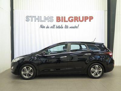 gebraucht Hyundai i30 1,6 D PREMIUM 1 BRUKARE 947 MIL