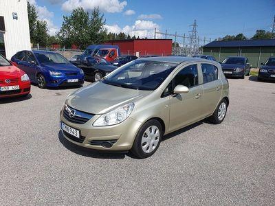 begagnad Opel Corsa 5-dörrar 1.2 AUTOMAT LÅGMIL -09