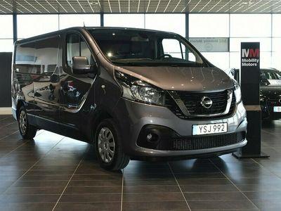 begagnad Nissan NV300 Van L2 H1 1.6 dCi Euro 6 Working Star 125hk