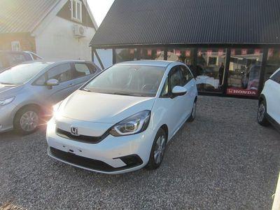 begagnad Honda Jazz 1.5 e-CVT Euro 6 Elegance 2021, Halvkombi Pris 257 500 kr