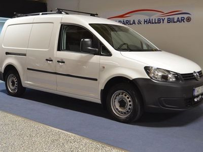 begagnad VW Caddy Maxi Auto Välvårdad Drag