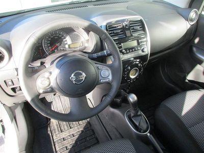 begagnad Nissan Micra Acenta 80HK Demobil
