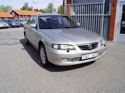 begagnad Mazda 626 2.0 136HK SEDAN -02