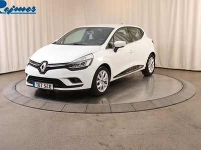 begagnad Renault Clio IV PhII Energy TCe 90 Intens II 5d 2019, Halvkombi 123 800 kr