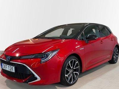 begagnad Toyota Corolla Hybrid Corolla Verso2.0 5D EXECUTIVE 2019, Kombi 259 900 kr