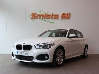 begagnad BMW 118 i M Sport, LED, Eu6 136hk
