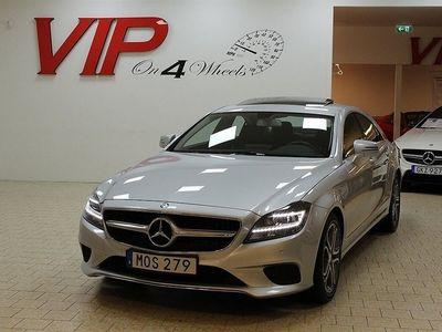 begagnad Mercedes CLS220 BlueTEC Aut Diesel-Värmare Panorama