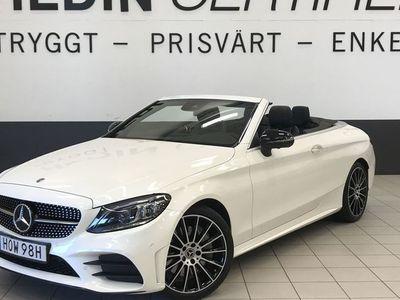 begagnad Mercedes C300 (258hk) AMG / COMAND / DRAG / PREMIUM PLUS
