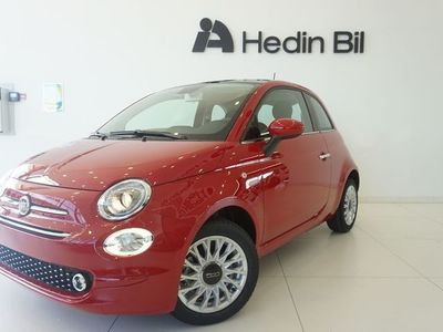 brugt Fiat 500 LOUNGE 1,2 69 HK *CARPLAY* VINTERHJUL