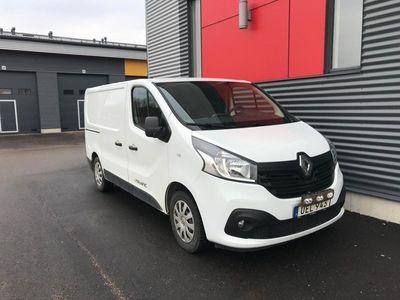 begagnad Renault Trafic Skåpbil 1.6