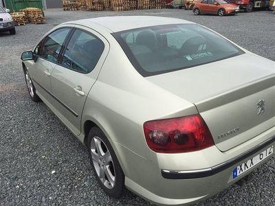 begagnad Peugeot 407 2.0 HDI