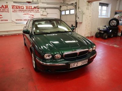 begagnad Jaguar X-type 2.0i V6 Auto 1ägare 157hk