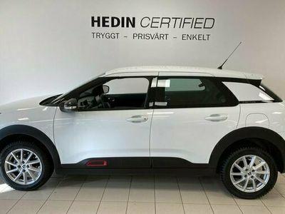begagnad Citroën C4 Cactus 1.2 PureTech Feel 2018, Kombi Pris 129 900 kr