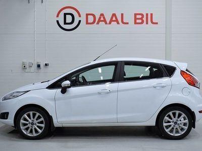 gebraucht Ford Fiesta 5-dörrar 1.0 Euro 6 80hk 1 ägare -16