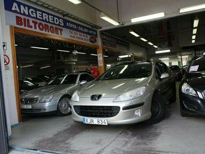 begagnad Peugeot 407 SW 2.2 Automat 163hk