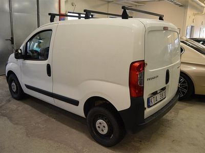 begagnad Peugeot Bipper 1.4 HDI Skåp 70hk -10
