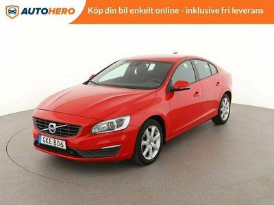 begagnad Volvo S60 T3 Kinetic / Voc, Värmare, Parkeringssensorer