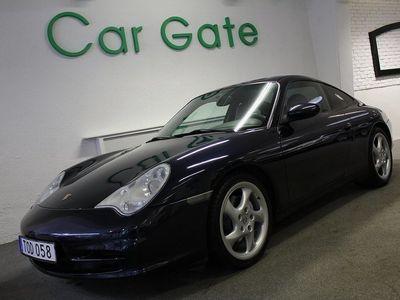 begagnad Porsche 911 Carrera 996 4 AUT T-LUCKA NAVI 2003, Personbil 269 900 kr