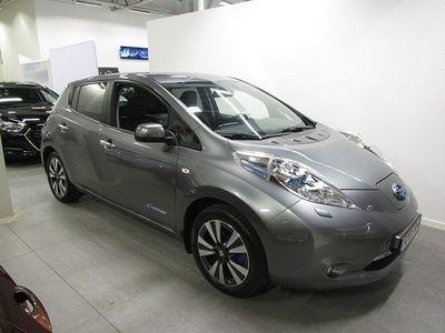 begagnad Nissan Leaf 24 kWh Tekna
