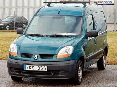 gebraucht Renault Kangoo Skåp Diesel -04