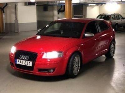 begagnad Audi A3 Quattro S-Line (200hk)
